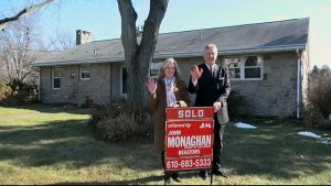 Monaghan Group helped sell this home, buying a home, selling a home